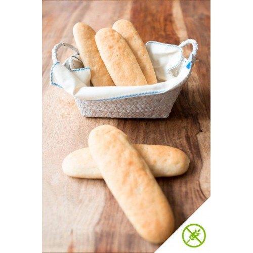 Pan de Arroz con masa madre