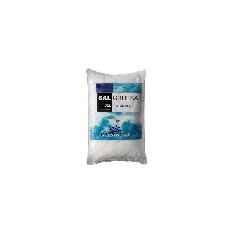 Sal atlántica gruesa