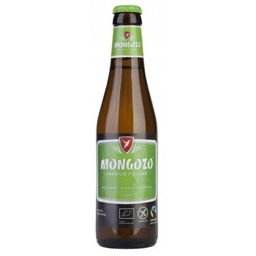 Cerveza Premium Mongozo