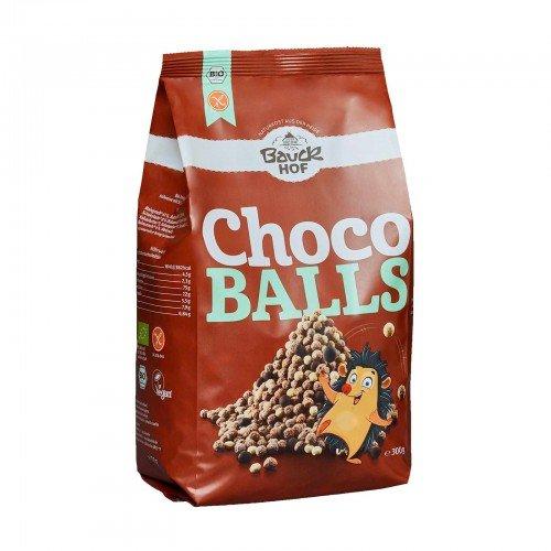 Bolitas Crujientes de Cereales y Chocolate