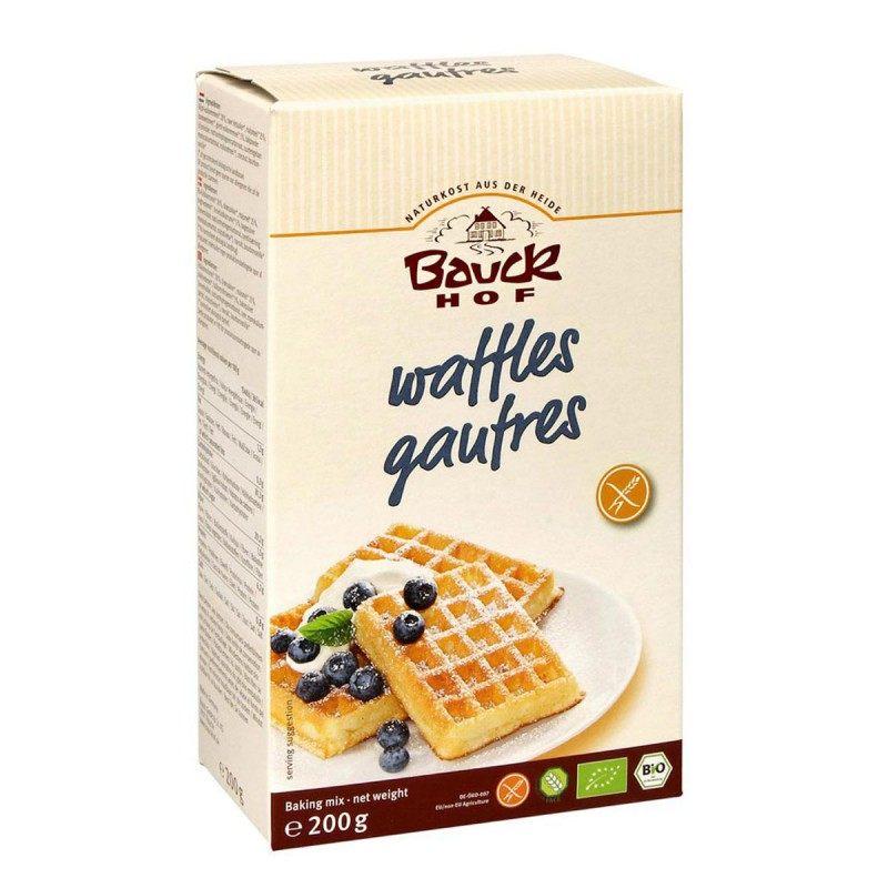 Preparado Gofre 3 cereales