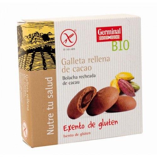 Galleta Rellena de Cacao
