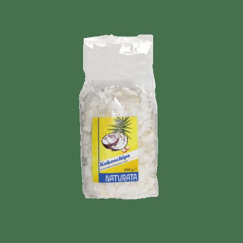 Chips de coco