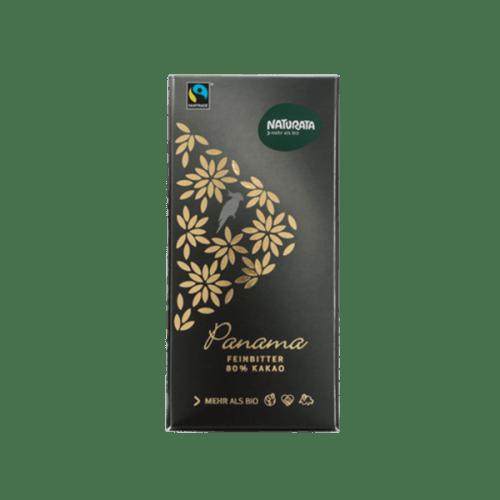 Chocolate amargo Panamá 80%
