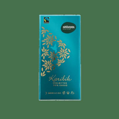 Chocolate amargo Karibik 90%