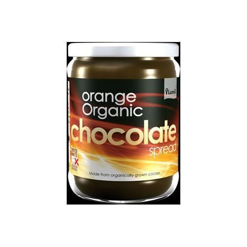 Chocolate para Untar sabor naranja