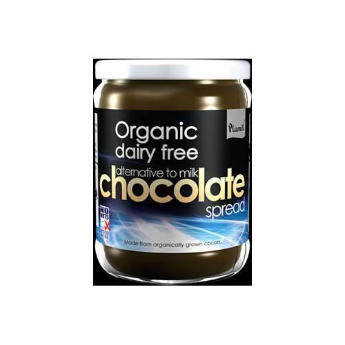 Chocolate para Untar alternativo a la leche