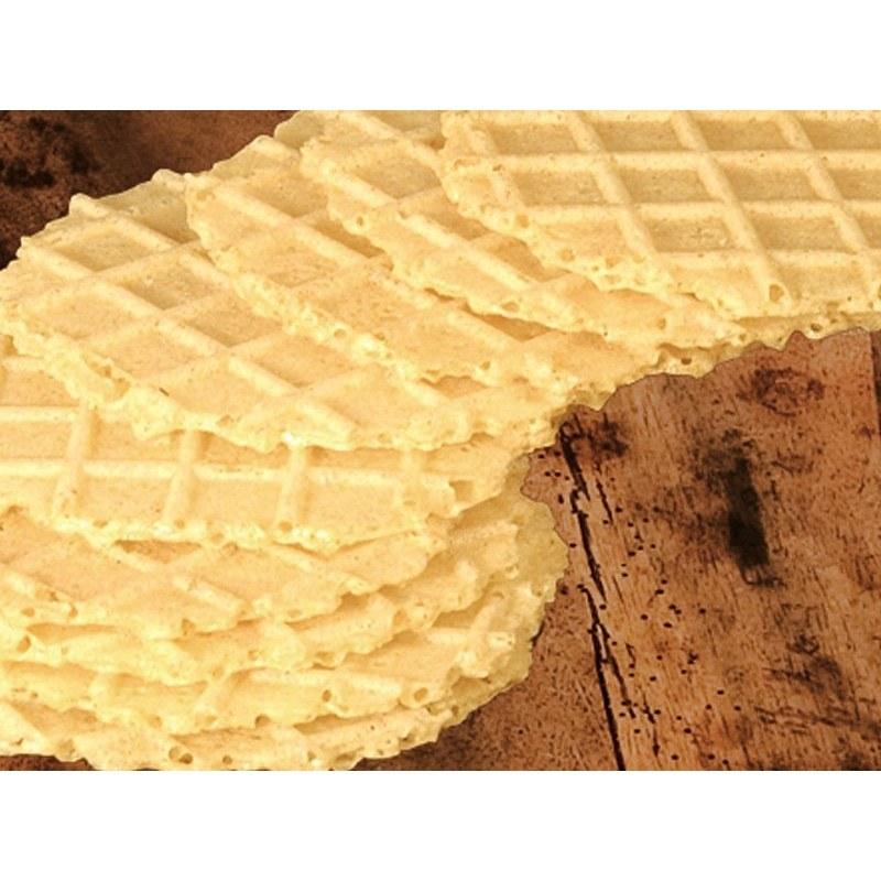 Cracker de maíz y patata