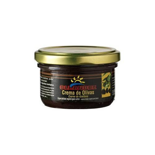 Crema de Olivas Negras