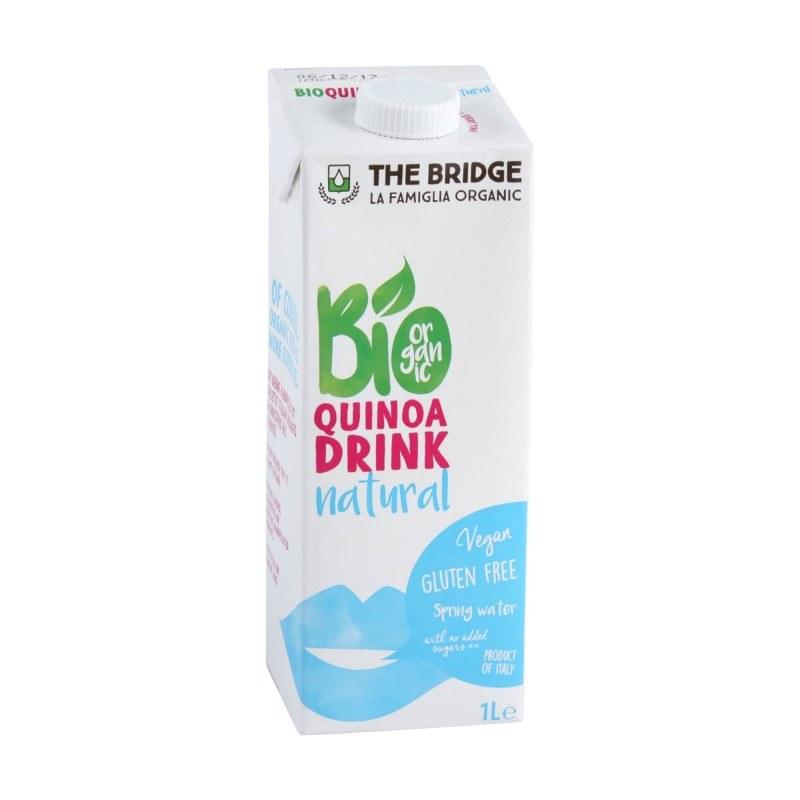 Bebida de Quinoa y Arroz