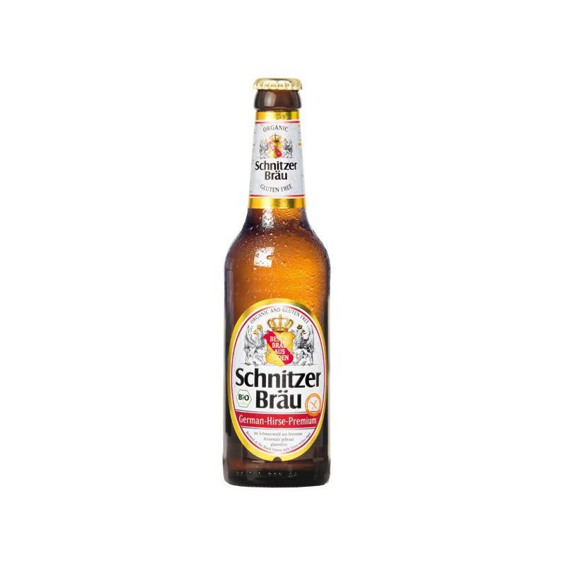 Cerveza de mijo Premium