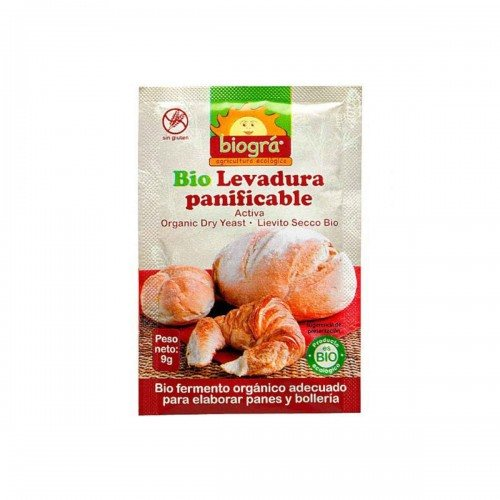 Levadura panificable