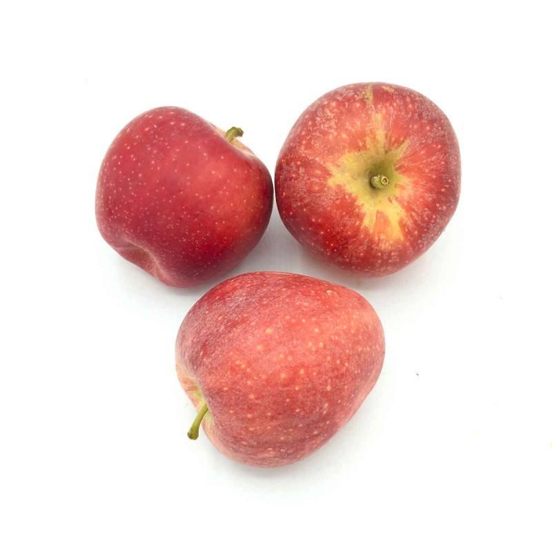 manzana royal gala ecológica