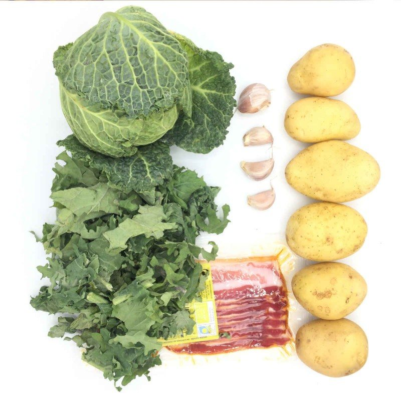 Pack de Trinchat de col kale