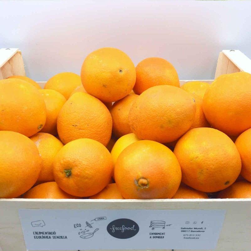 Caja de 7 Kg de Naranjas de Zumo
