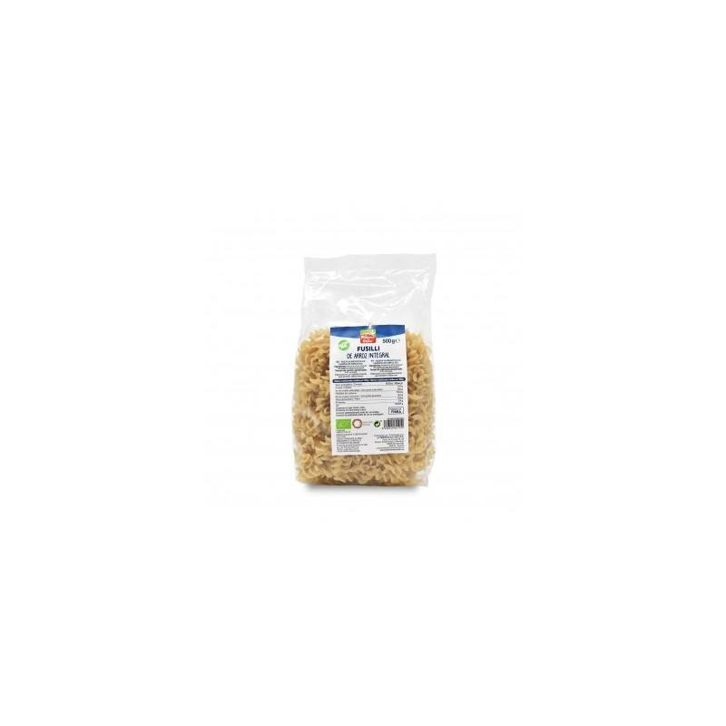 Fusilli de arroz integral