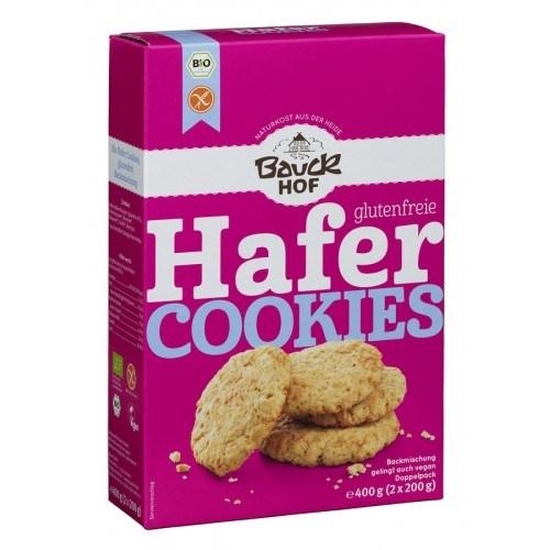 Preparado de galletas de avena sin gluten