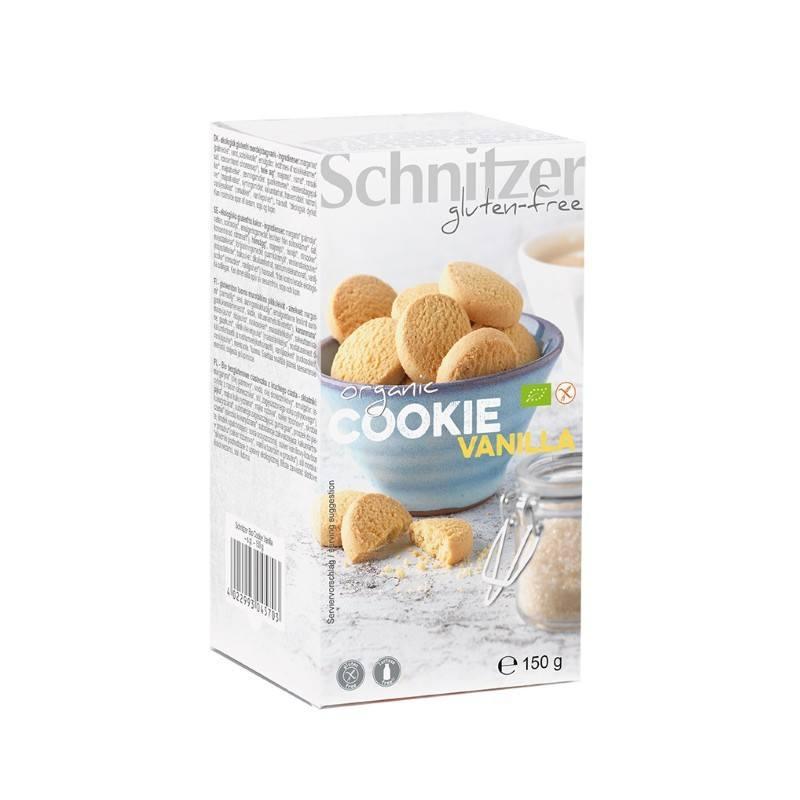 Galletas cookie vainilla