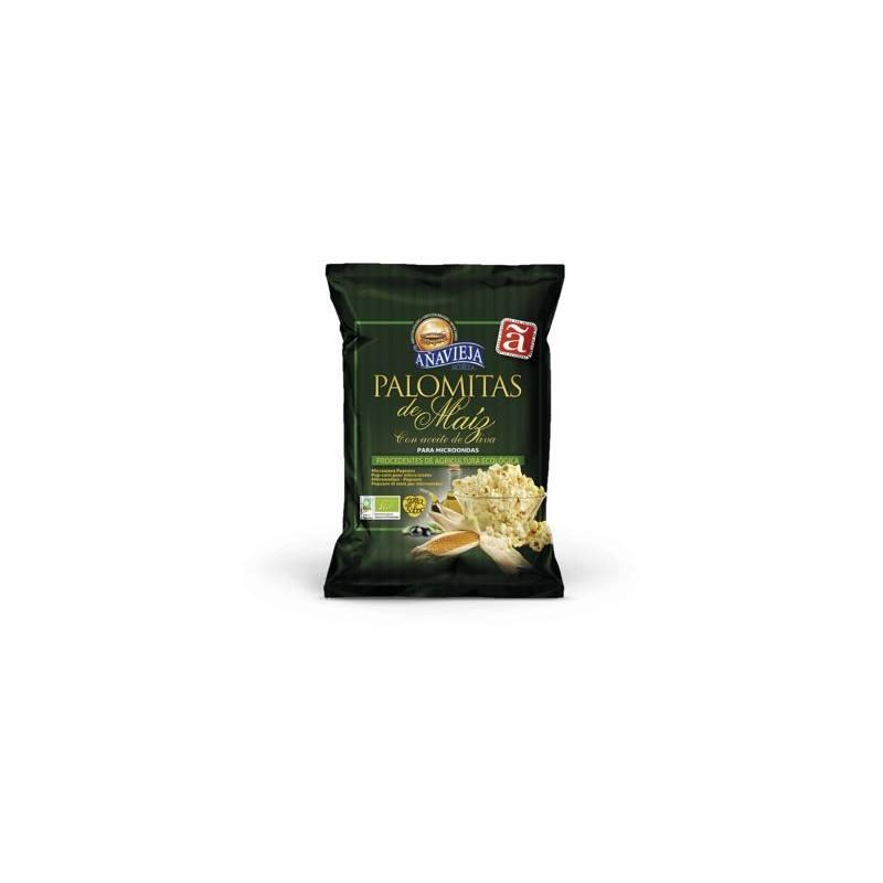 Palomitas de Maiz para microondas