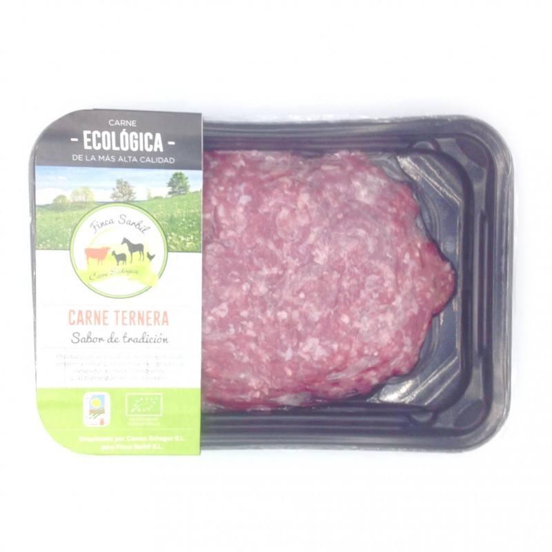 Carne Picada de Ternera - 500gr - Sarbil