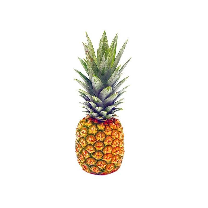 Piña. Image by Karen Arnold from Pixabay