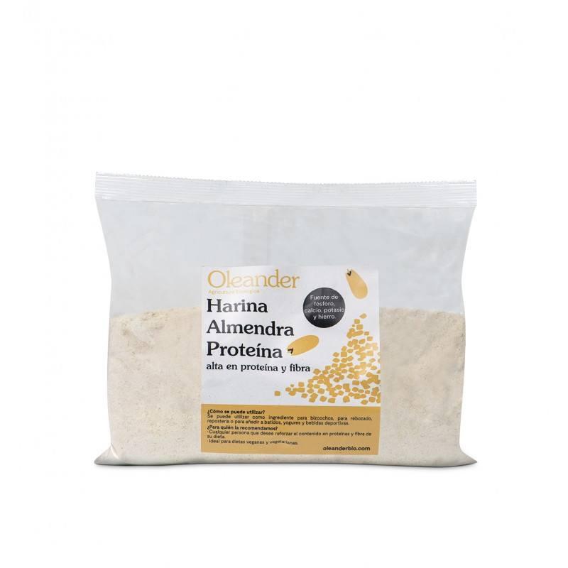 Harina de almendra proteína