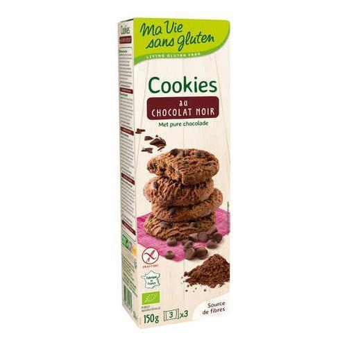 Cookie chocolate negro