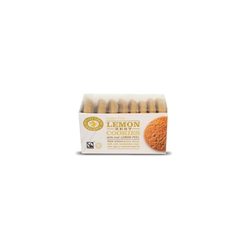 Cookies de Limon