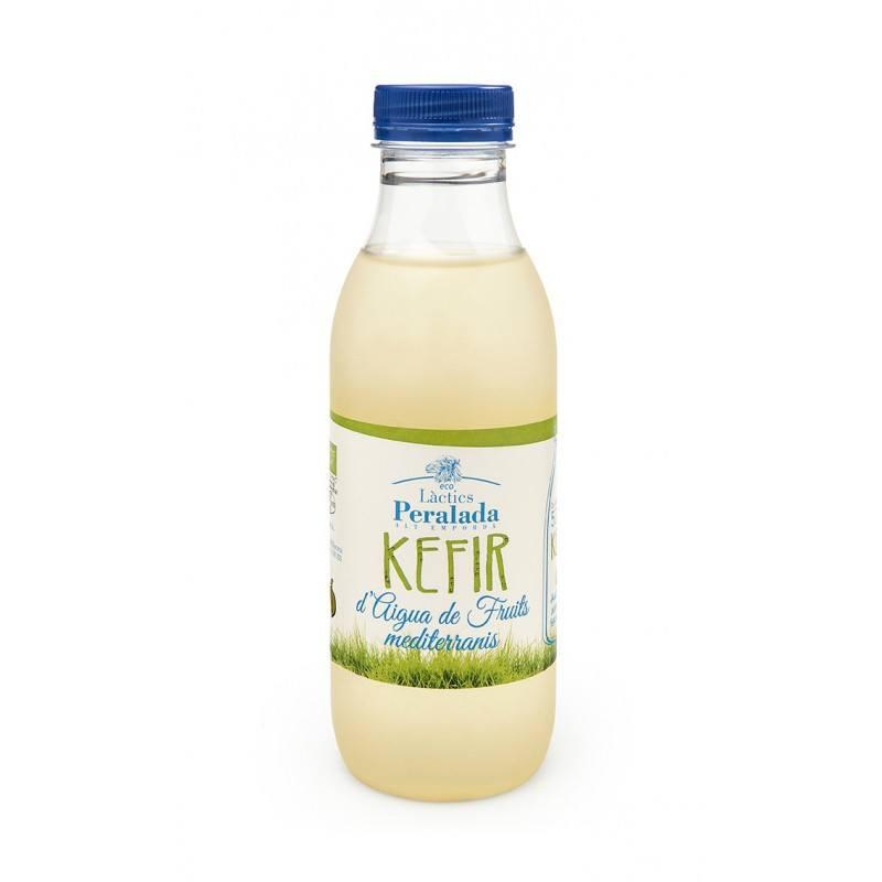 Kefir de agua con frutos del mediterraneo