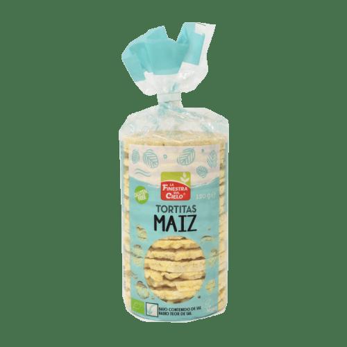 Tortitas de Maiz con Sal