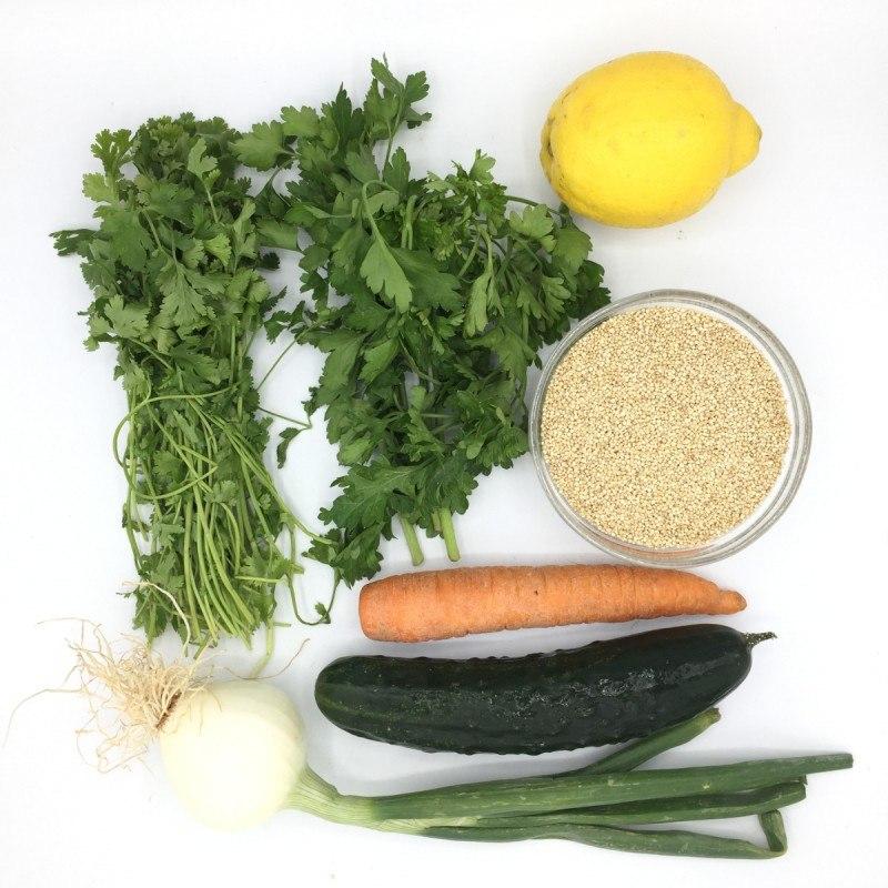 Pack de Tabulé de Quinoa