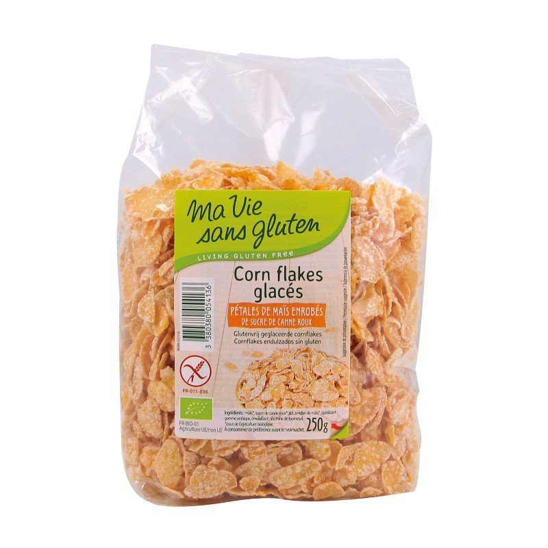 Corn flakes glacés 250 g Ma Vie Sans Gluten