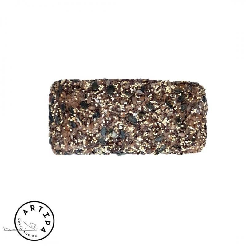 Pan fresco de sarraceno con semillas 500gr