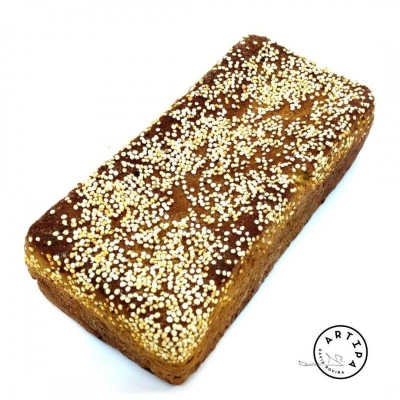 Pan fresco de quinoa 500gr