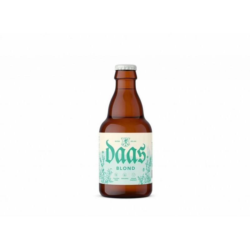 Cerveza Blonde - 330ml - daas