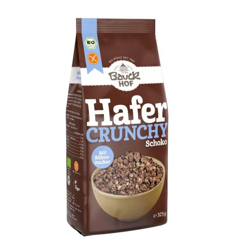 Muesli crujiente de avena con chocolate - 325gr - BauckHof