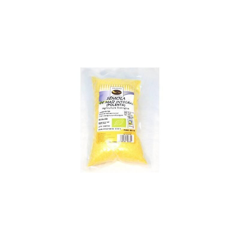 Sémola Maiz integral (Polenta)