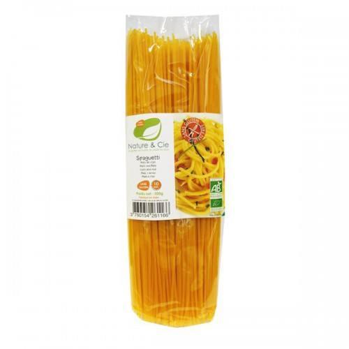 Spaghetti Maiz