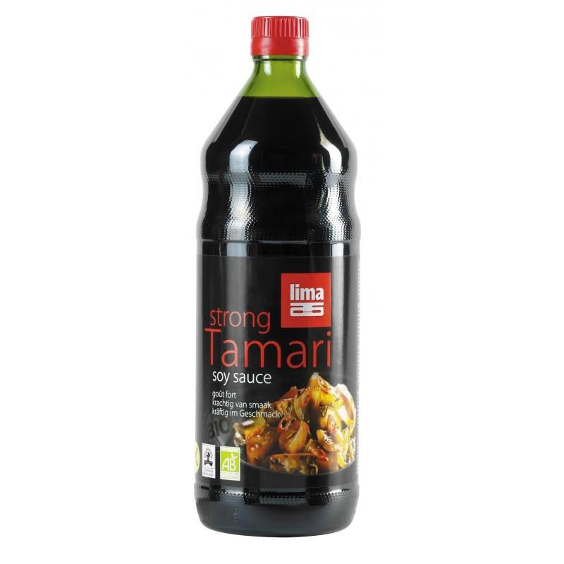 Tamari -salsa de soja natural-